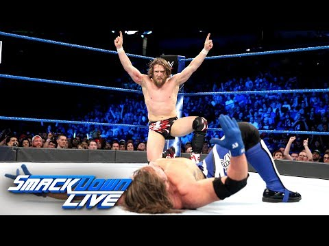 Daniel Bryan vs. AJ Styles: SmackDown LIVE, April 10, 2018 thumbnail