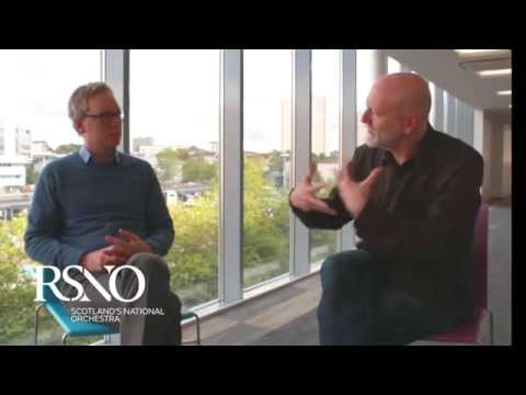 RSNO Interview with Brett Dean
