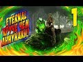Мод круче, чем Аннунаки! - Ark Survival Evolved Eternal #1