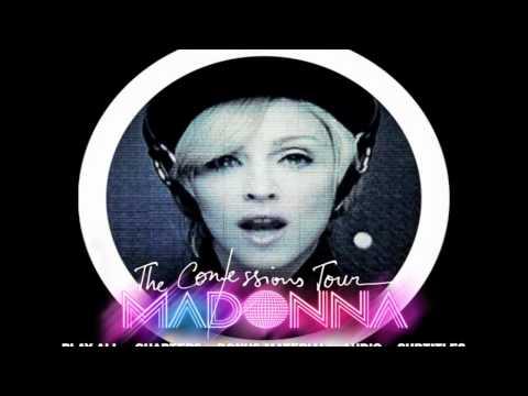 Confessions Tour - London DVD