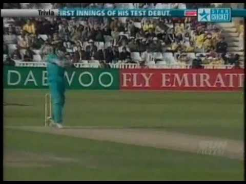 **Rare** South Africa vs New Zealand World Cup 1999 Super 6 Match HQ Extended Highlights