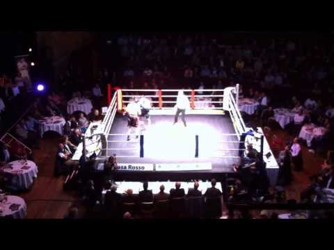 Ben Bril Memorial Boxing Gala at The Royal Theatre Carré in Amsterdam
