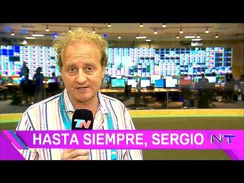 ¡Hasta Siempre, Sergio! El Homenaje De Noticiero Trece A Sergio Gendler