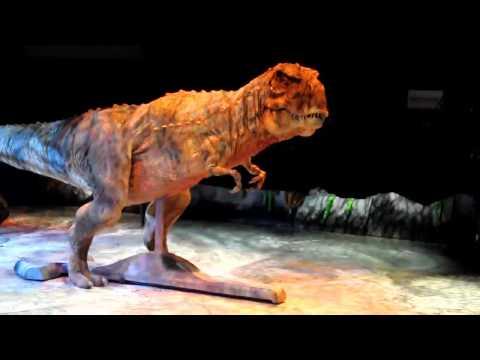 Walking With Dinosaurs - Live Tour - Cedar Park Texas