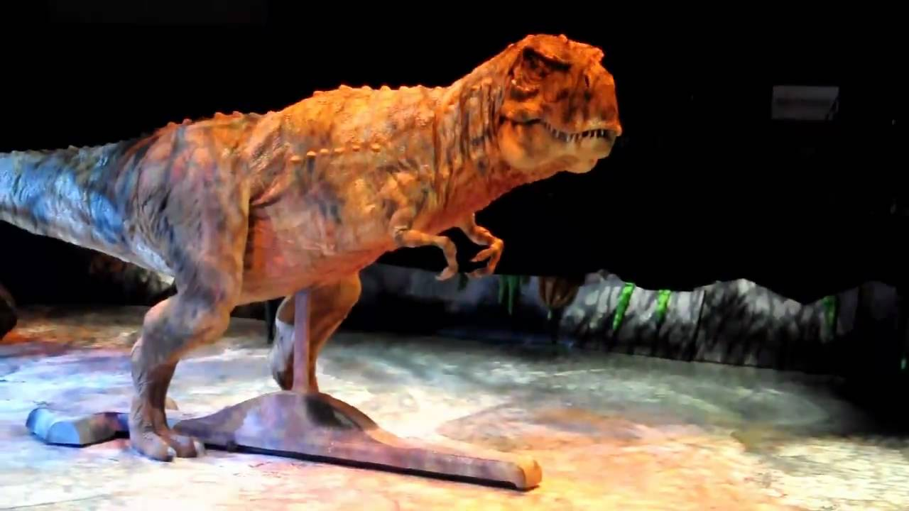 Walking With Dinosaurs Live Tour Cedar Park Texas