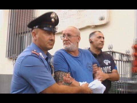 Napoli - Camorra, arrestato il boss vomerese Luigi Cimmino -live- (20.07.15)