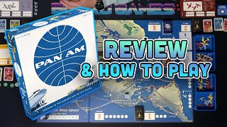 Pan Am Review & How-to-Play | Catch Your Flight if You Can!