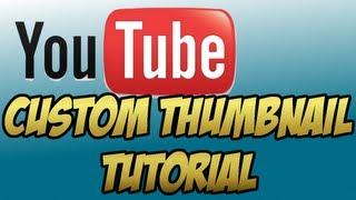 How to Make a Basic Custom Thumbnail for YouTube - GIMP Tutorial
