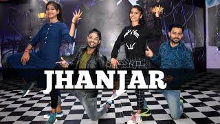 JHANJAR SONG    KARAN AUJLA    JHANJAR DANCE VIDEO     PUNJABI SONG 2020    CHOREOGRAPHY BY SONU