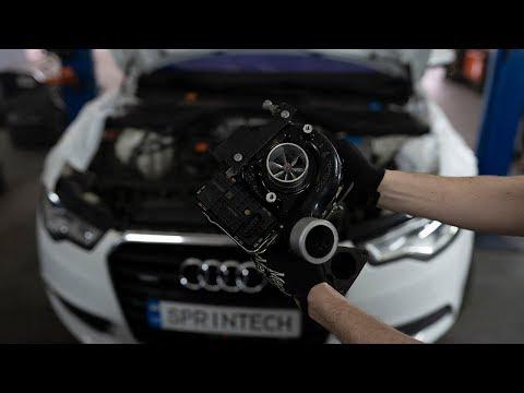 Строим дизельную ракету, Audi A6 3.0tdi stage3!