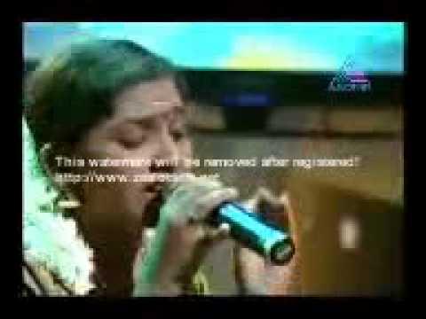 AZAGU MALAR AADA- Shika On Stage