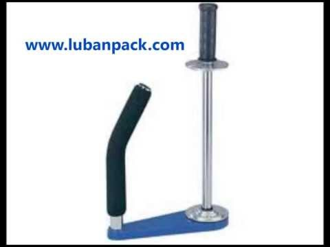 pallet/ stretch wrap dispenser - Luban Pack