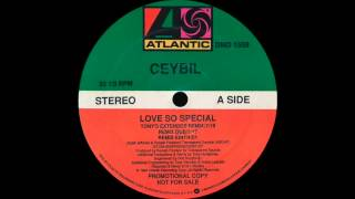 Ceybil Jefferies - Love So Special (Original Mix 1990)