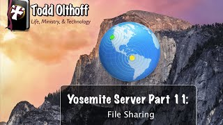 Yosemite Server Part 11: File Sharing
