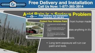Ammon Steel Carport Kits | Metal Carport Kits