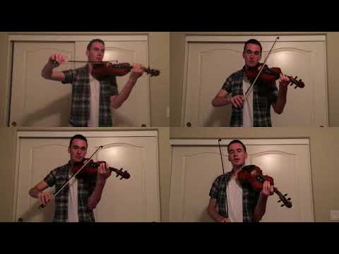 Chandelier - Violin Cover - YouTube