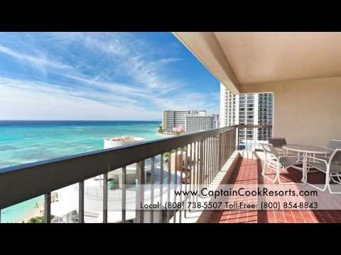 Waikiki Beach Tower 1903 Vacation Rental HD