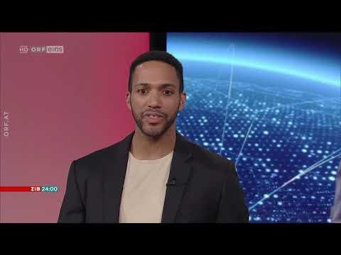 Cesar Sampson für Österreich beim Eurovision Song Contest 2018