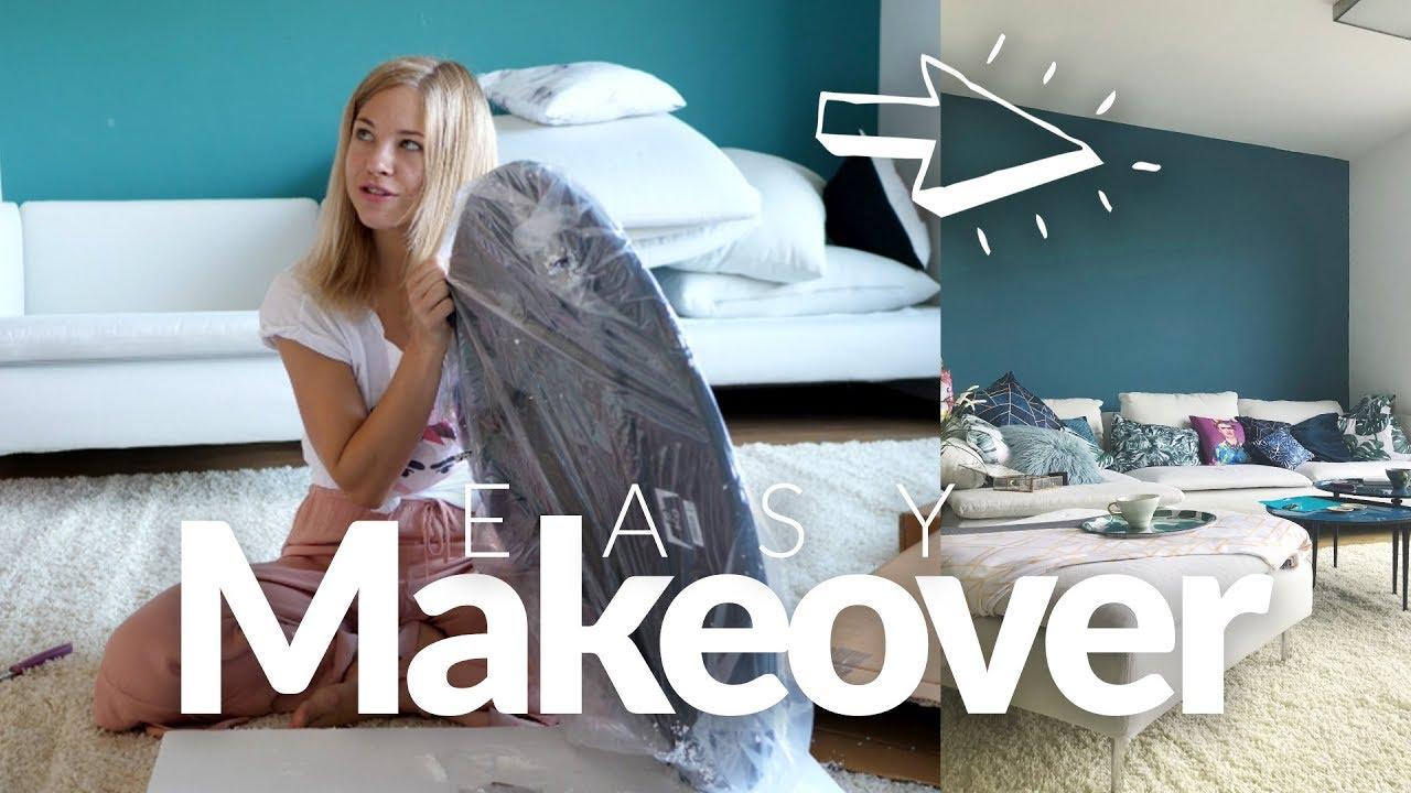 Verkatert wohnzimmer einrichten dekorieren vlog youtube for Wohnzimmer einrichten dekorieren