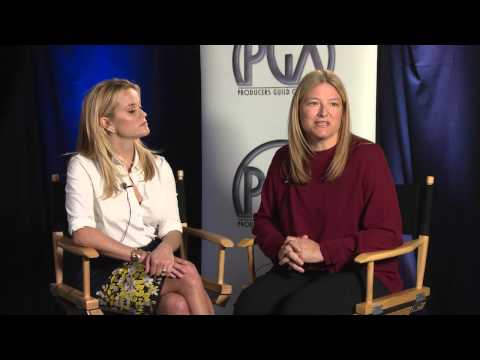 Reese Witherspoon & Bruna Papandrea on Producing