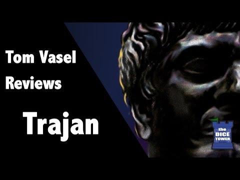 Trajan Review - with Tom Vasel
