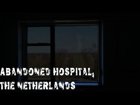 Abandoned Hospital, The Netherlands