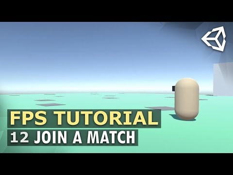 unity multiplayer matchmaking