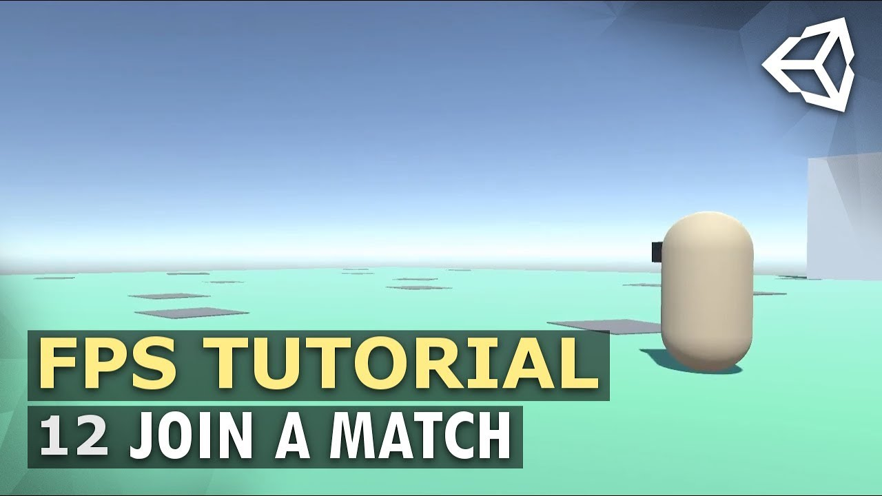 Unity 3D Multiplayer FPS Tutorial 12 - Join a Match