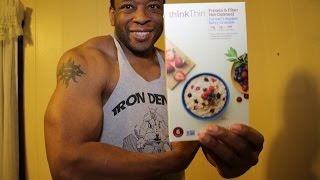 Think Thin Protein & fiber Oatmeal Review