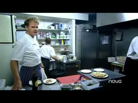 Pesadilla en la Cocina UK 2x01 Español La Lanterna