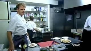 """Pesadilla en la Cocina UK 2x01 Español """"La Lanterna"""""""