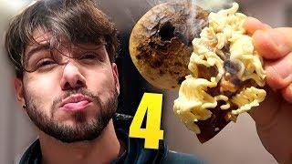4 comidas NOJENTAS que as pessoas ADORAM!!! - PQAPGD