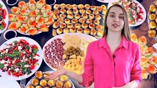 Что я готовила к приезду родителей? 10 РЕЦЕПТОВ на праздничный стол