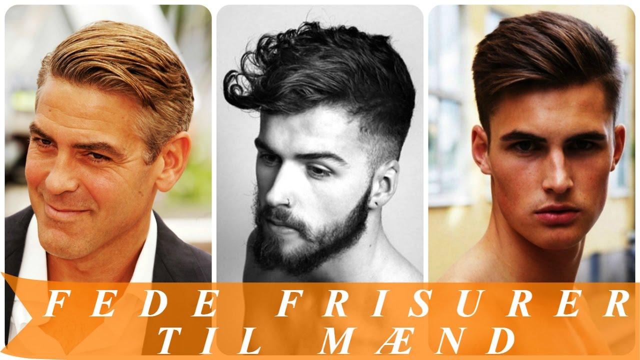 moderne mande frisure