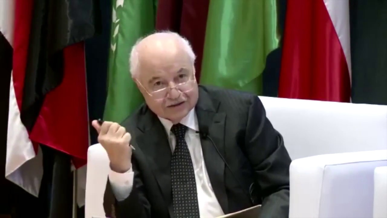 Download HE Dr.Talal Abu-Ghazaleh delivers keynote address at  (ESCWA) 30th Ministerial Session