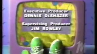 Repeat youtube video Barney & Friends - Season 6 Ending Credits and PBS Fundings (1999-2000)