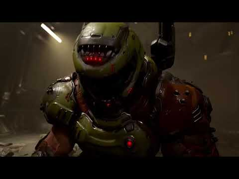 Doom Eternal Gameplay E3 2019