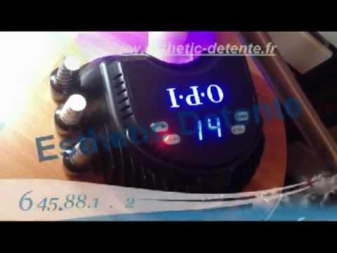 OPI LED Lamp - YouTube