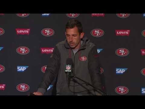 49ers Vs Seahawks | Postgame Press Conference | Kyle Shanahan