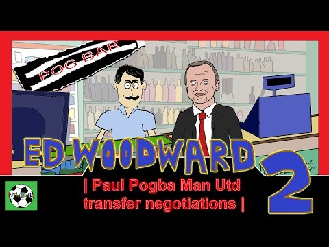 Manchester United and The Paul Pogba Transfer Saga - with Ed Woodward