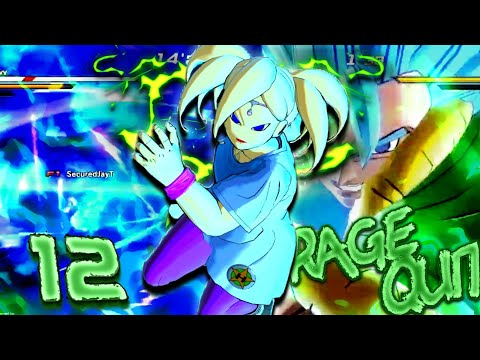 Cheap Players And Rage Quitters 12 | Modder Rage Quits? | Dragonball Xenoverse 2 |