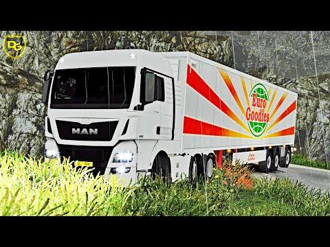 Werden wir es schaffen ❓ - Euro Truck Simulator 2 #16 - Daniel Gaming - Deutsch