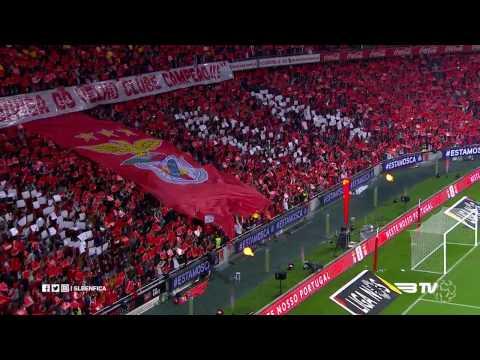 BENFICA | A Catedral transformada no Inferno da Luz !!! | Benfica 2-1 Sporting