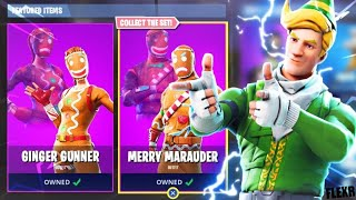 Fortnite Item Shop Live Stream!| NEW CHRISTMAS SKINS HYPE!