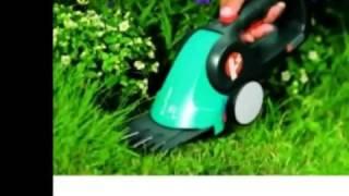 видео Высоторез Gardena TCS Li 18/20 аккумуляторный + ножницы Gardena THS Li 18/42 штанговые
