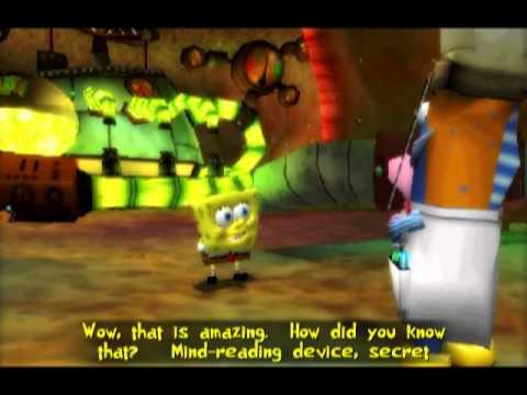 SpongeBob SquarePants: Creature from the Krusty Krab (PS2) - Part 4