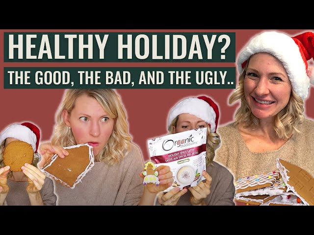"""Dietitian Tries Holiday """"Health Foods"""" & Pinterest FAILS (I Expected More From Them...)"""
