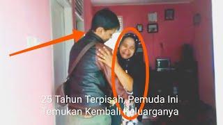 ALLAHUAKBAR!!! Haru Pertemuan Ibu dan Anak 25 Tahun Terpisah