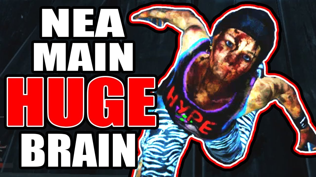 Nea Main Huge Brain - Dead by Daylight