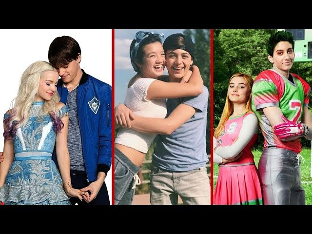 Top 10 Cutest Onscreen Couples Of Disney Channel 2019